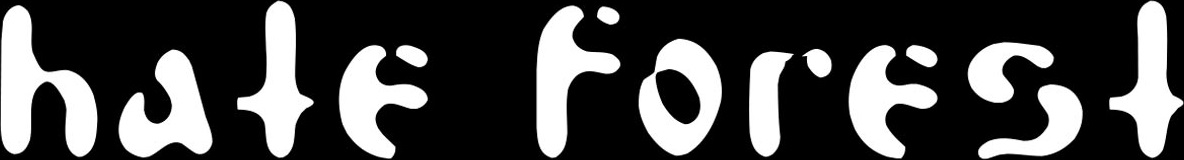 Hate Forest - Logo