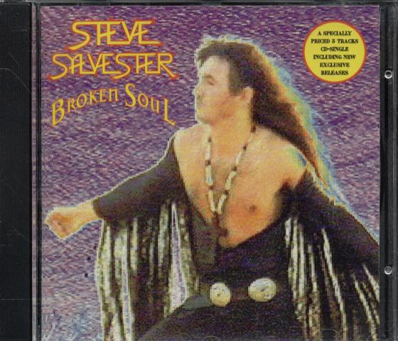Steve Sylvester - Broken Soul