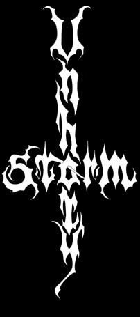 Unholy Storm - Logo