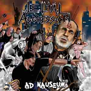 Lethal Aggression - Ad Nauseum