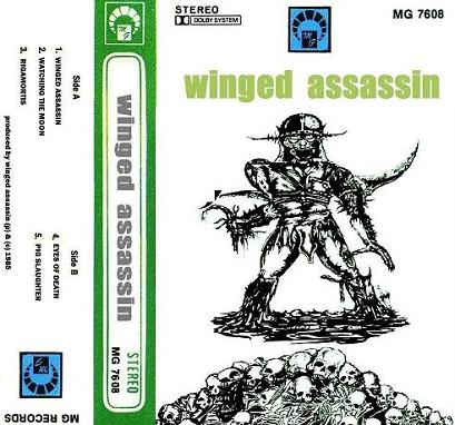 Winged Assassin - Demo