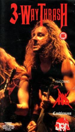 Candlemass / Dark Angel / D.A.M. - 3-Way Thrash