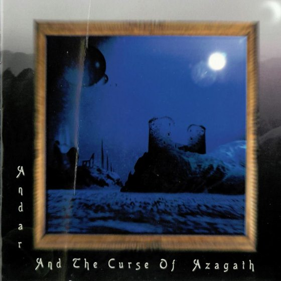 Magister Dixit - Andar and the Curse of Azagath
