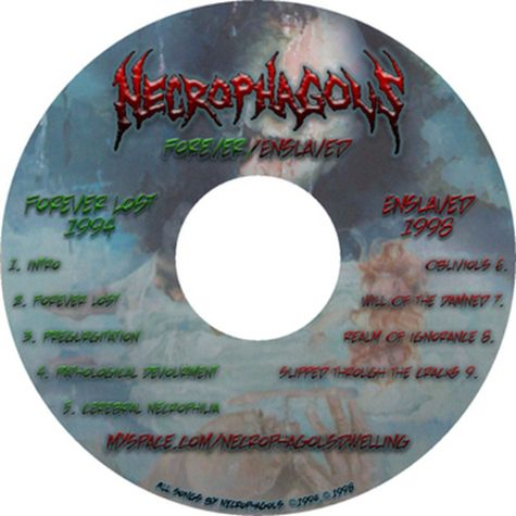 Necrophagous - Forever / Enslaved