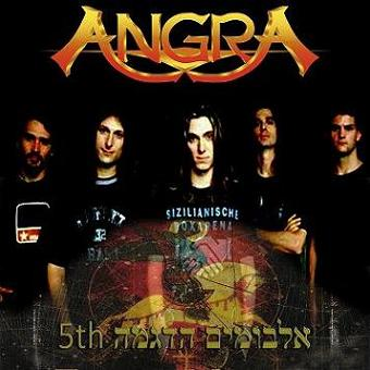 Angra - 5th Album Demos