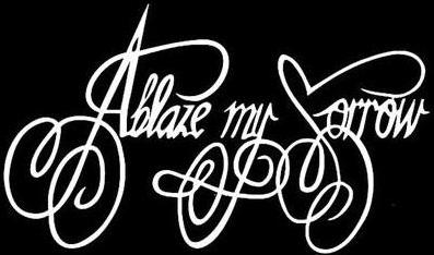 Ablaze My Sorrow - Logo