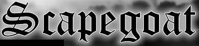 Scapegoat - Logo