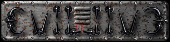 Evillive - Logo