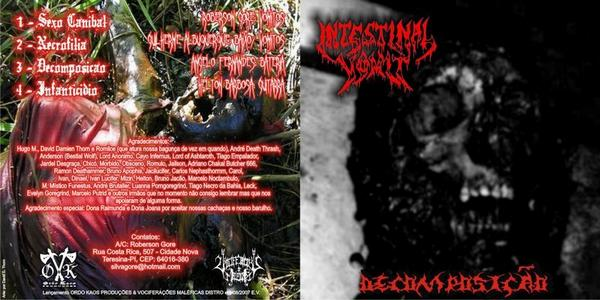 Intestinal Vomit - Decomposição
