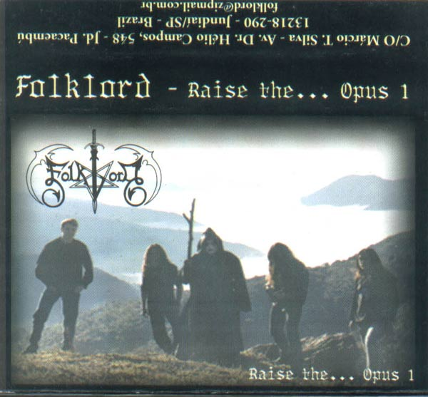 Folklord - Raise the... Opus 1