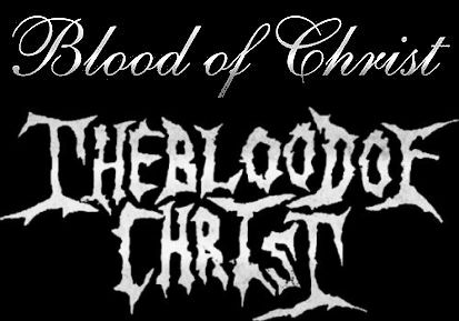 Blood of Christ - Logo