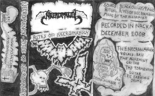 Necromancy - Rites of Necromancy