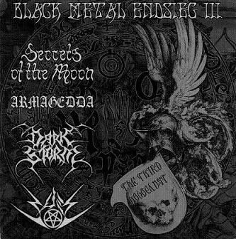 Armagedda / Secrets of the Moon / Bael / Dark Storm - Black Metal Endsieg III