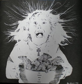 Force / Asylum / Obstination / Rat Salad - Double Dose of Doom