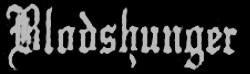 Blodshunger - Logo