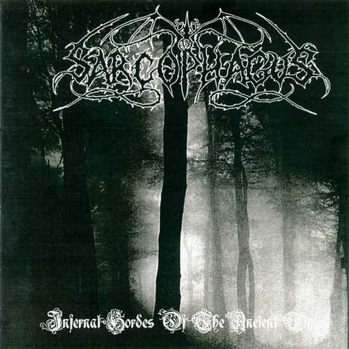 The Sarcophagus - Infernal Hordes of the Ancient Times