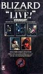 Blizard - Live: Overheat