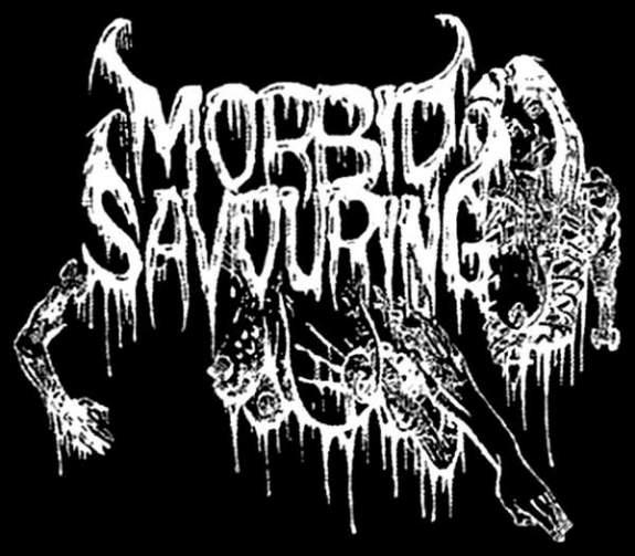 Morbid Savouring - Logo