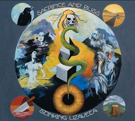Stinking Lizaveta - Sacrifice and Bliss