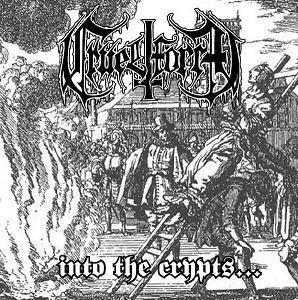 Cruel Force - Into the Crypts...