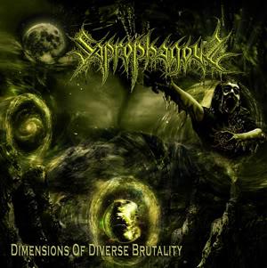 Saprophagous - Dimensions of Diverse Brutality
