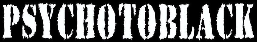 Psychotoblack - Logo
