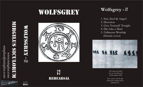 Wolfsgrey - C Rehearsal