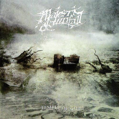 Majestic Downfall - Temple of Guilt