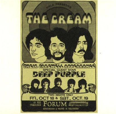 Deep Purple - Inglewood - Live in California