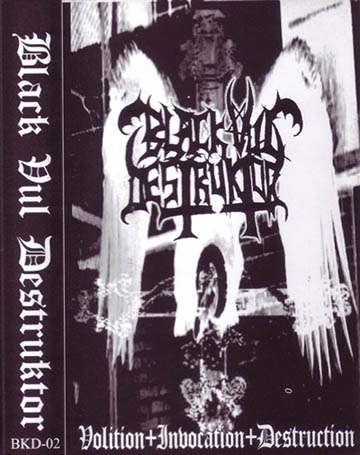 Black Vul Destruktor - Volition+Invocation+Destruction