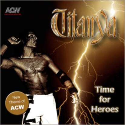 Titanya - Time for Heroes