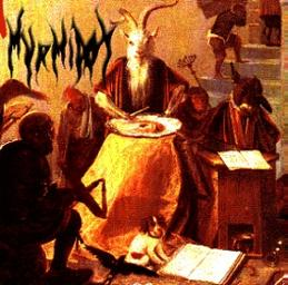 Myrmidon - Divine Blasphemy