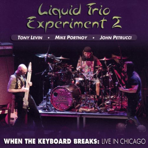 Liquid Trio Experiment - When the Keyboard Breaks: Live in Chicago