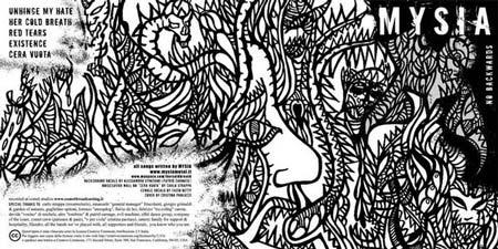 Mysia - No Backwards