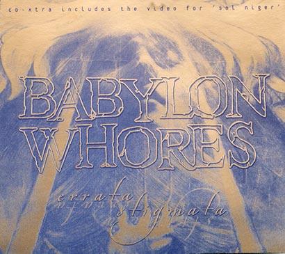 Babylon Whores - Errata Stigmata