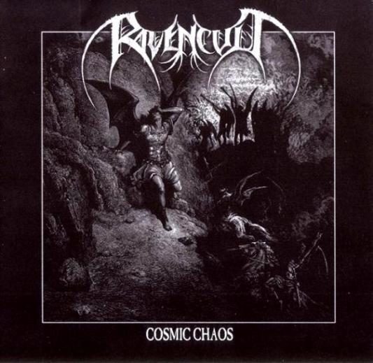 Ravencult - Cosmic Chaos