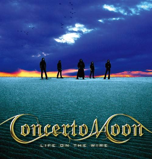 Concerto Moon - Life on the Wire