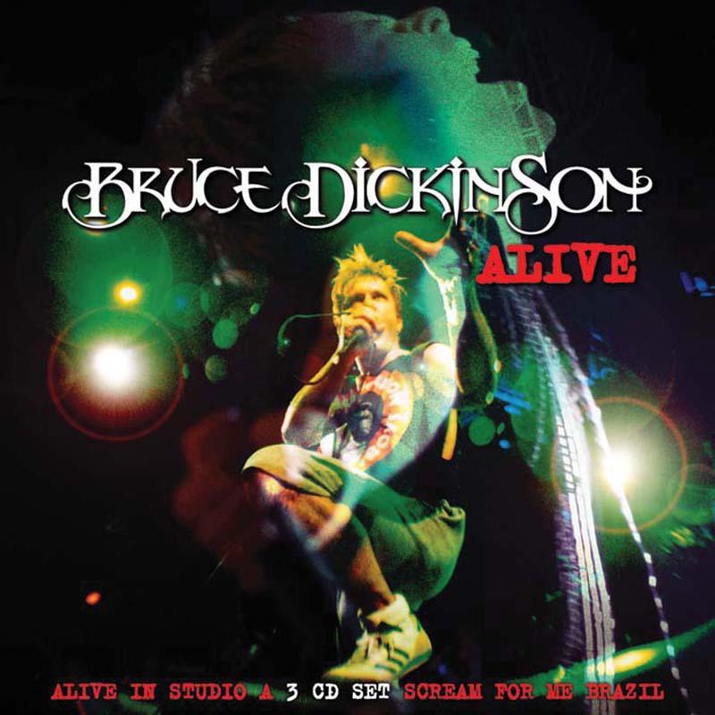Bruce Dickinson - Bruce Dickinson Alive