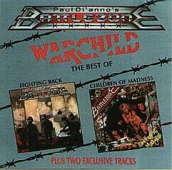 Battlezone - Warchild, The Best of Battlezone