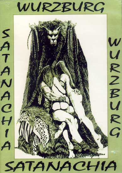 Wurzburg / Satanachia - Wurzburg / Satanachia