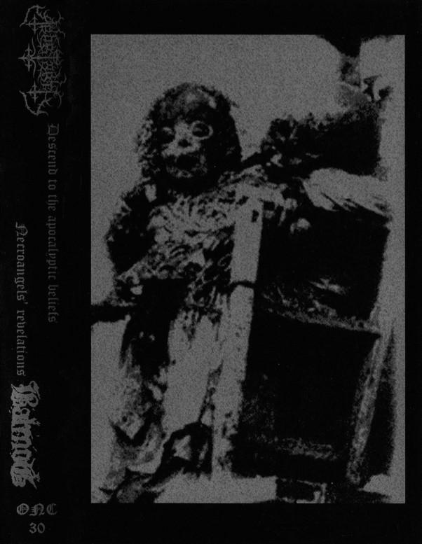 Balmog / Aboriorth - Descend to the Apocalyptic Beliefs / Necroangels' Revelations