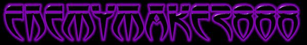 Enemymaker888 - Logo