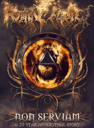 Rotting Christ - Non Serviam - A 20 Year Apocryphal Sto