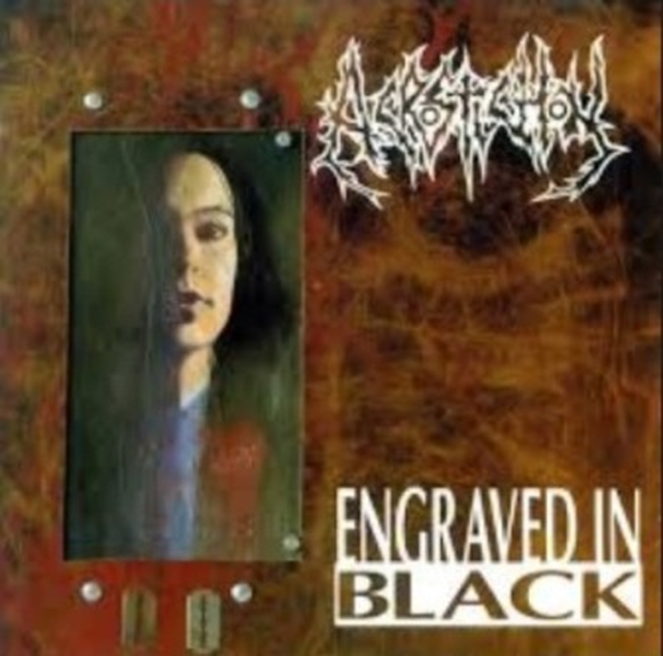 Acrostichon - Engraved in Black