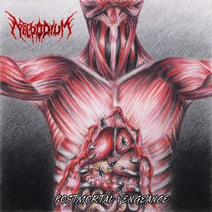 Necrodium - Postmortal Vengeance