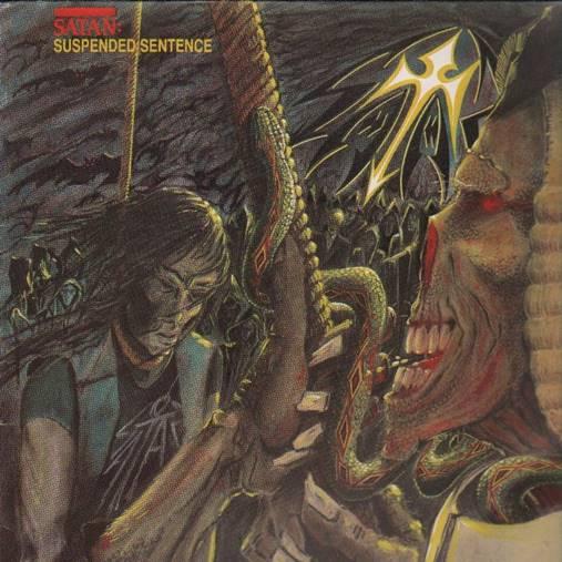 Satan - Suspended Sentence
