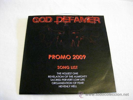God Defamer - Promo 2009