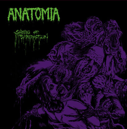 Anatomia - Shreds of Putrefaction