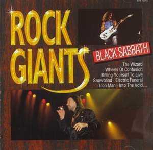 Black Sabbath - Rock Giants