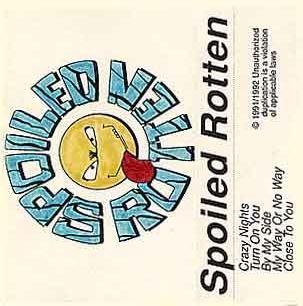 Spoiled Rotten - Spoiled Rotten II